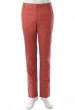 กางเกงสีส้มขากระบอกเล็ก