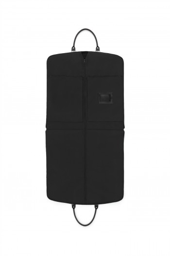 BLACK DGRIE GARMENT SUIT BAG