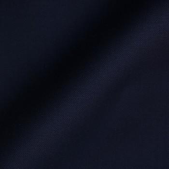 VERY DARK NAVY BLUE FRESCO WOOL BLEND
