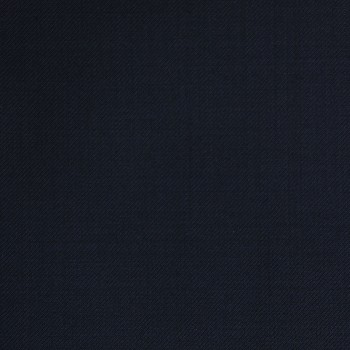 VERY DARK BLUE (MOSTLY BLACK) FRESCO WOOL BLEND