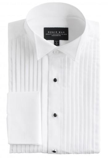 White Wingtip Shirt