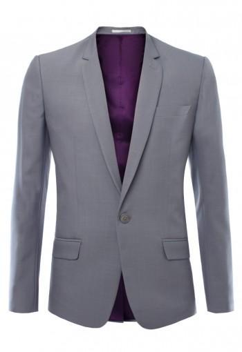 เสื้อสูทสีเทา (Korean Style)