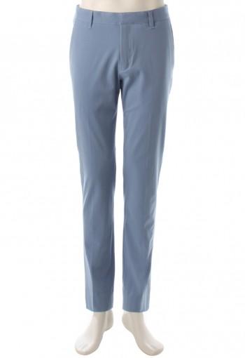 กางเกงสกินนี่ ผ้าสแปนเด็กซ์ สีฟ้าเทา