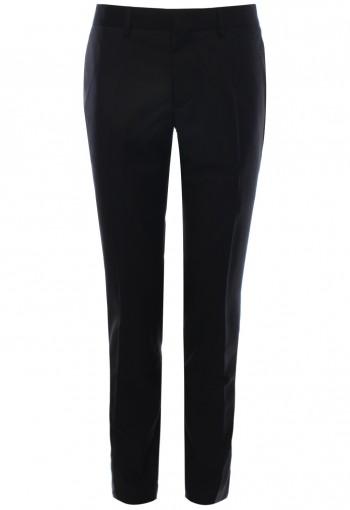 กางเกงสีดำ ทรงกระบอกเล็ก 150s