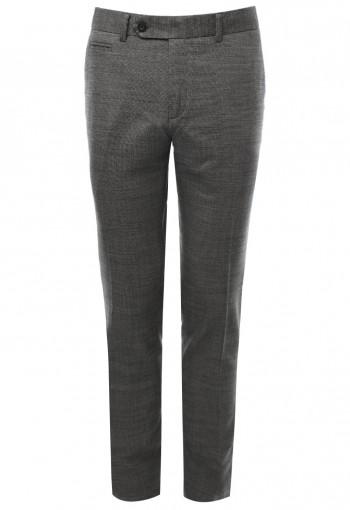 กางเกงสีเทา New Zealand Wool 98%
