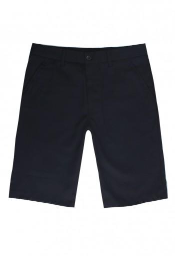 กางเกงขาสั้น สีน้ำเงินเข้ม Casual Style