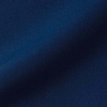VERY DARK BLUE TWILL WOOL BLEND