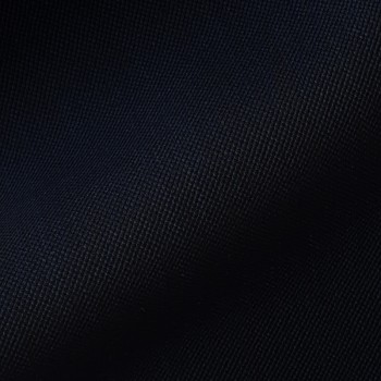 VERY DARK BLUE SHARKSKIN WOOL BLEND