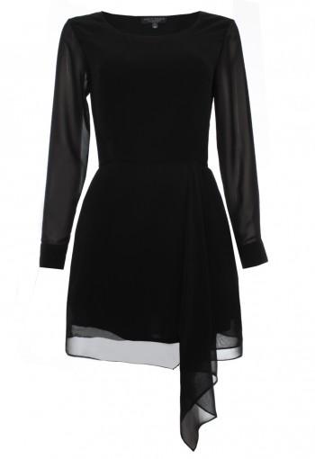 ชุดแซกสีดำ