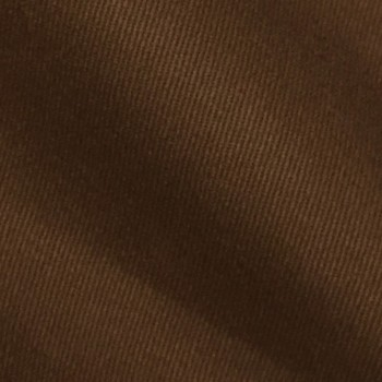 Saddle Brown Cotton