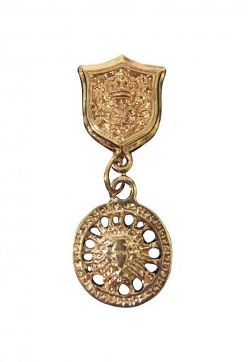 Military Renaissance Pin