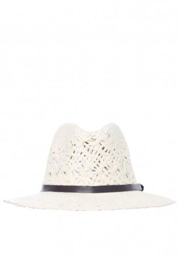 หมวกนายอำเภอสานสีขาว