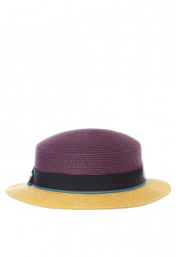 หมวกสีมังคุดเหลือง