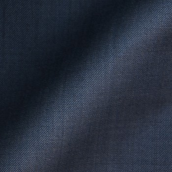 INDIGO BLUE FRESCO WOOL BLEND