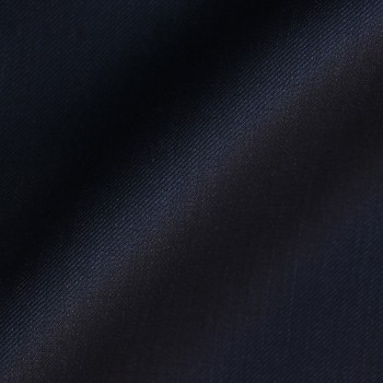 NAVY BLUE FRESCO WOOL BLEND