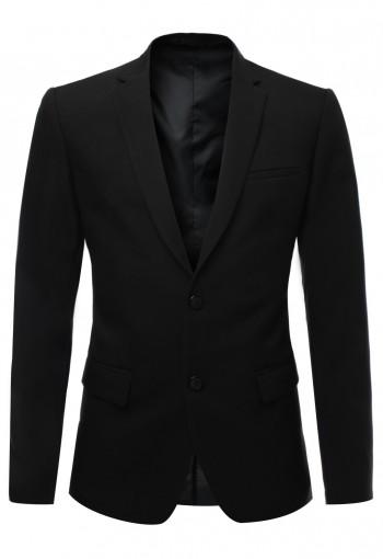 เสื้อสูทสีดำ กระเป๋าทรง Slim (จัดส่ง 5-7 วัน)