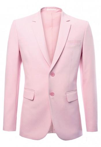 เสื้อสูทสีชมพู