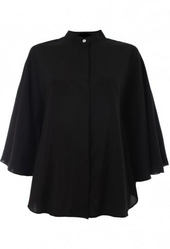 เสื้ื้อค้างคาวสีดำ