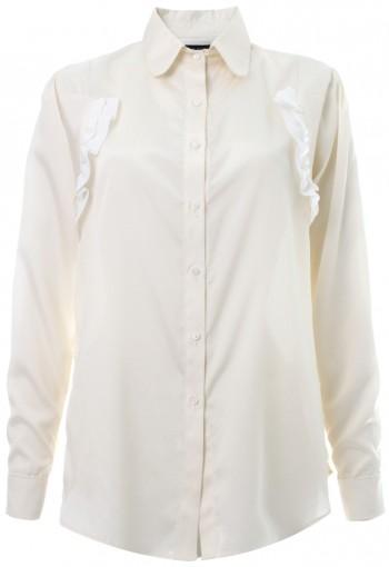 เสื้อสีีขาวออฟไวท์