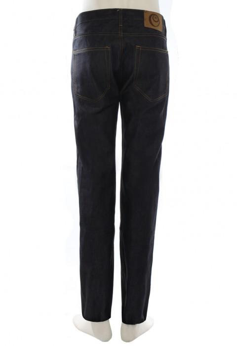 กางเกงยีนส์ ดิบ สีดำ
